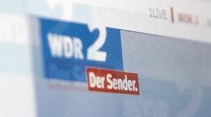 conte im WDR 2