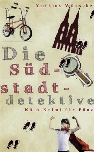 Die Südstadtdetektive – Offizielles Cover