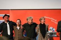 """Wünsche mit seiner Band """"conte"""" live im Deutschlandradio.kultur"""