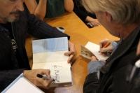 Er seins, ich meins ... - auf der Frankfurter Buchmesse