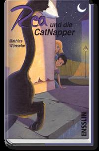"""""""Manchmal frage ich mich, wie Schriftstellern so tolle Sachen einfallen können"""" (Rea und die Catnapper)"""